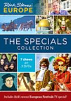 Cover image for Rick Steves' The Specials Collection (DVD)