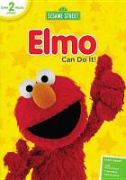 Cover image for Sesame Street. Elmo can do it