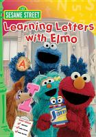 Cover image for Sesame Street. Learning letters with Elmo