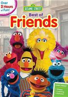 Cover image for Sesame Street. Best of friends