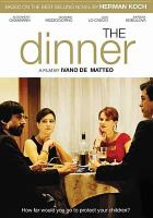 Cover image for I nostri ragazzi = The dinner