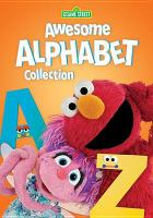 Cover image for Awesome alphabet collection.