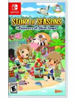 Cover image for Story of seasons : pioneers of Olive Town.