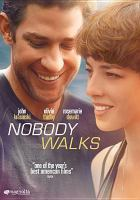 Cover image for Nobody walks