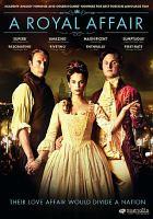 Cover image for En kongelig affære A royal affair