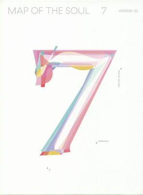 Cover image for Map of the Soul: 7 (CD)
