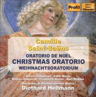 Cover image for Oratorio de Noël Christmas oratorio = Weihnachtsoratorium