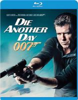 Cover image for Die another day [Blu Ray]