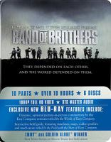 Cover image for Band of brothers [Blu Ray]