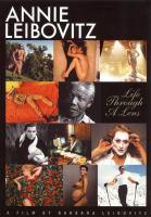 Cover image for Annie Leibovitz life through a lens