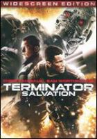 Cover image for Terminator salvation