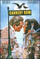 Cover image for Cannery row