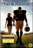 Cover image for The blind side
