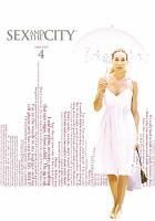 Cover image for Sex and the city : the complete fourth season