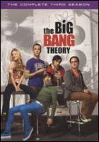 Cover image for The big bang theory. The complete third season