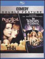 Cover image for Practical magic ; The witches of Eastwick [Blu ray]