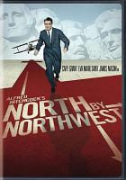 Cover image for Alfred Hitchcock's North by Northwest