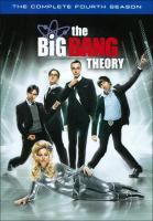 Cover image for The big bang theory. The complete fourth season