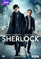 Cover image for Sherlock. Season 2