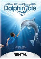 Cover image for Dolphin tale