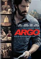 Cover image for Argo