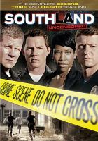 Cover image for Southland. The complete second, third and fourth seasons