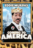 Cover image for Coming to America.