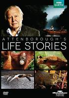 Cover image for Attenborough's life stories