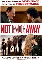 Cover image for Not fade away