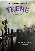 Cover image for Treme. The complete fourth season
