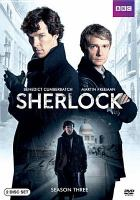 Cover image for Sherlock. Season three