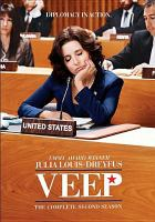 Cover image for VEEP. The complete second season