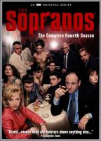Cover image for The Sopranos. The complete fourth season