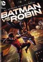 Cover image for Batman vs. Robin