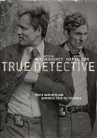 Cover image for True detective. the complete first season.