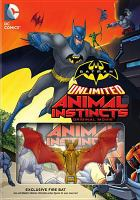 Cover image for Batman unlimited. Animal instincts