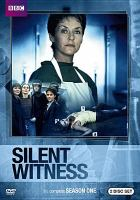 Cover image for Silent witness. Season one