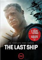 Cover image for The last ship. The complete first season