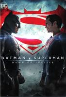 Cover image for Batman v Superman : dawn of justice