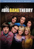 Cover image for The big bang theory. The complete eighth season