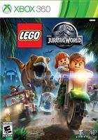 Cover image for LEGO Jurassic World