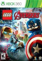 Cover image for LEGO Marvel Avengers.