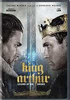 Cover image for King Arthur : legend of the sword