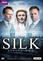 Cover image for Silk. Season two