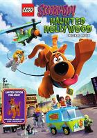 Cover image for Lego Scooby-Doo. Haunted Hollywood