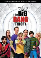 Cover image for The big bang theory. The complete ninth season