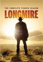 Cover image for Longmire. the complete fourth season