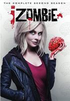 Cover image for iZombie. The complete second season