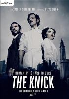 Cover image for The knick. The complete second season