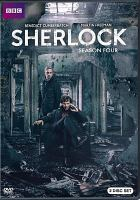 Cover image for Sherlock. Season four